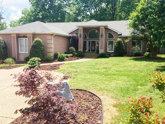 This Wilson County house, at 1722 Blairmont Drive in