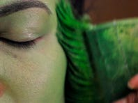 """Alyssa Fox makes a stunning debut as Elphaba in the national tour of """"Wicked,"""" continuing through Feb. 15 at the Peace Center."""