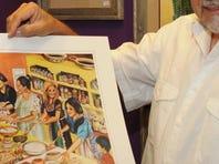 José Andrés Girón y su arte mexicano.