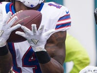 It was not a good week for Bills running back LeSean McCoy.
