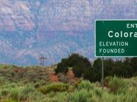 Colorado City in Arizona.