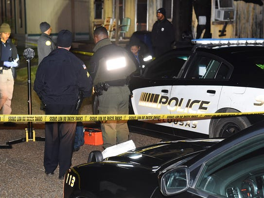 Opelousas police are investigation an early-morning