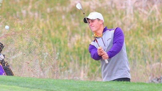 WNMU's Calum Hill added another accolade to his already stellar golf career. He was named to the Division II PING All-America Team.