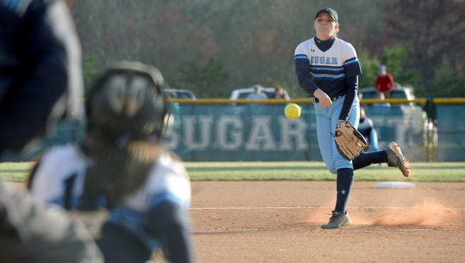 Courtney Pearson and Enka are 11-1 after Friday's win at McDowell.