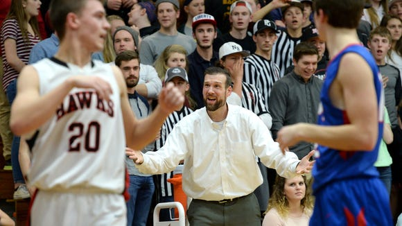 Joey Bryson has been hired as the new boys basketball coach at West Henderson.
