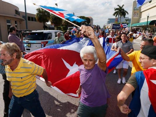 US-CUBA-POLITICS-CASTRO