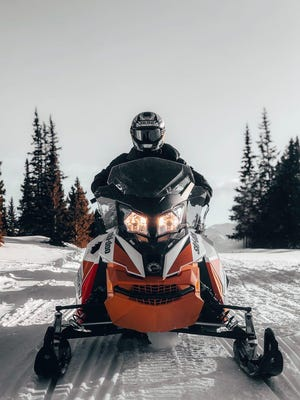 According to the Michigan Department of Natural Resources, snowmobile season is from Dec. 1 to March 31.