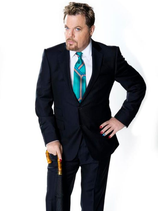 Eddie Izzard - Force Majeuer Color 1 - Photo Credit - Amanda Searle.jpg