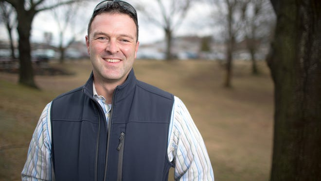Wes Powell, APSU assistant director of landscapes and grounds