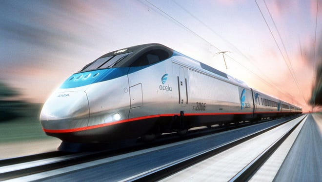 Representatives from Gulf Coast states met in Mobile on Friday to discuss possibility of passenger train route.
