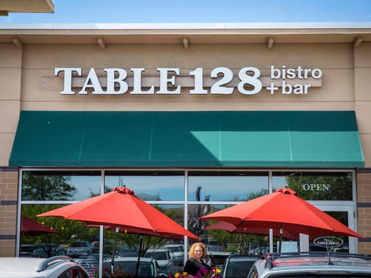 Table 128 Bistro & Bar in Clive.