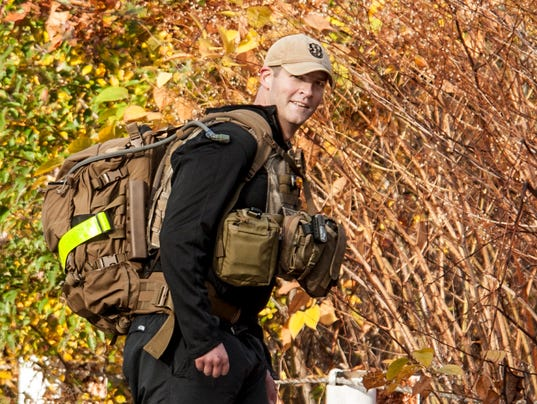 ARM cancer ruck march