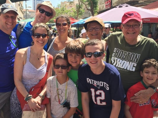 Naples family vacations in Israel