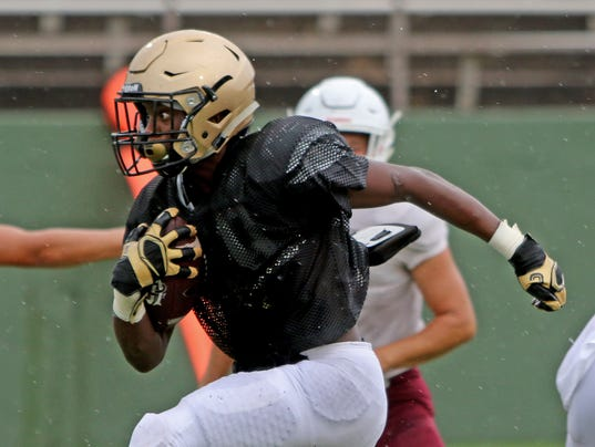 FBH Rider Brownwood Scrimmage