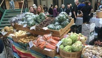 Try out the Winter Farmer's Market in Fort Collins to satisfy your farmers market needs without freezing outside.