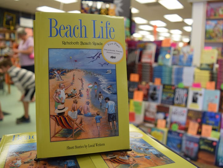Beach Life, the fifth book in the Rehoboth Beach Reads