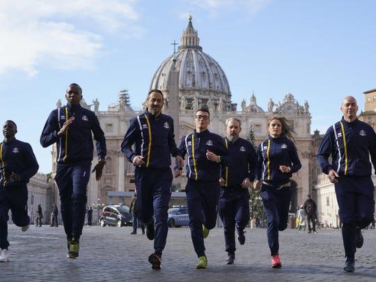 Vatican Sport