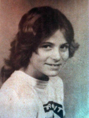 Kimberly Alice King, taken a year before her disappearence. She was 12 when she disappeared from the city of Warren.