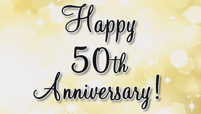 Byrd 50th Wedding Anniversary