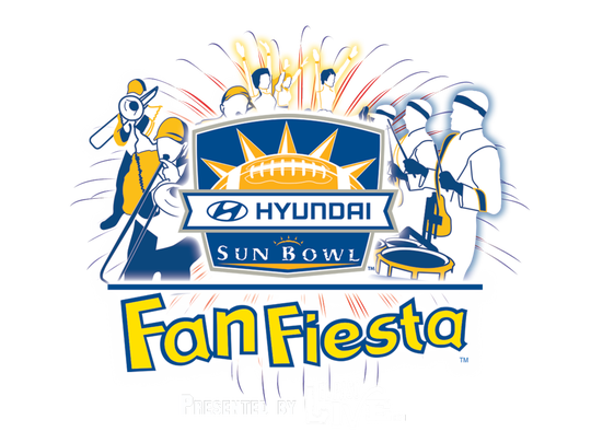 The Fan Fiesta has become a El Paso favorite leading up the  Sun Bowl football game.