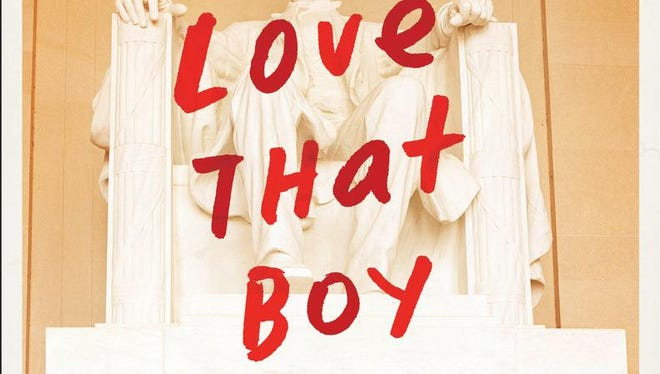 """The book, """"Love That Boy,"""" by Ron Fournier."""