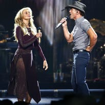 Tim McGraw, Faith Hill set gold standard for on-stage chemistry