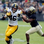 Iowa takeways: Kittle a 'long shot,' OL uncertainty, 'Deferring Kirk'