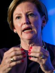 CEO of DuPont, Ellen Kullman