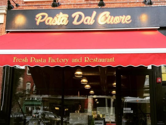 Pasta Dal Cuore in Jersey City.
