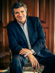 Nashville Symphony Orchestra conductor Giancarlo Guerrero.