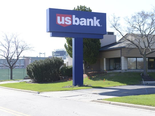 U.S. Bank will close its office at 1161 Lombardi Access Road on Jan. 26 and reopen one-half mile west at Lombardi Avenue and Argonne Drive on Jan. 29.