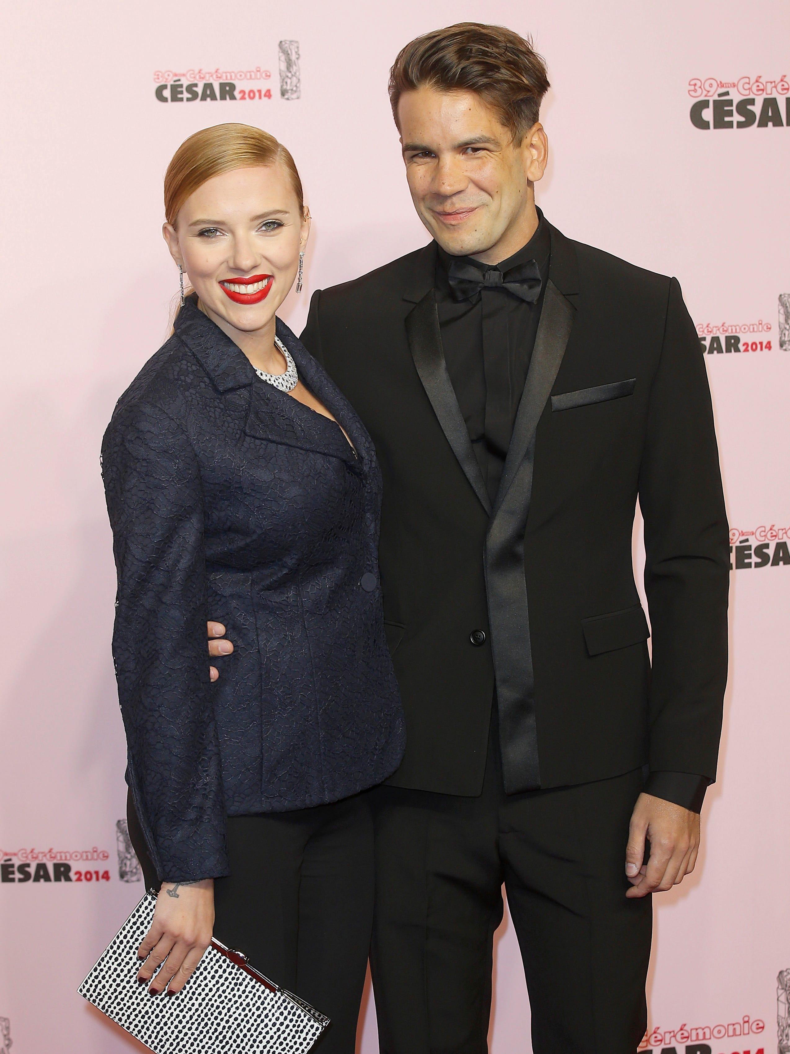 Scarlett Johansson's ex Divorce filing made custody fight a ...