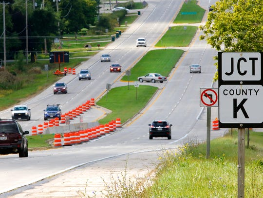 Work begins Monday to rebuild an intersection at Highway