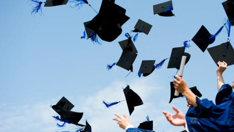 Graduation ceremonies for the Sumner County Class of 2016 begin Thursday, May 19.
