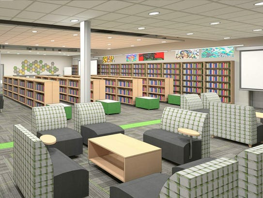 Architect's renderings from Plunkett-Raysich Architects