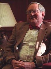 Judge Boyce F. Martin Jr. in 1999.
