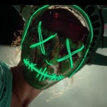 A screengrab from the 'Purge: Election Year' trailer