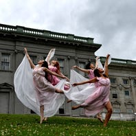 Isadora Duncan dance troupe evokes Gilded Age in benefit concert at Mills Mansion