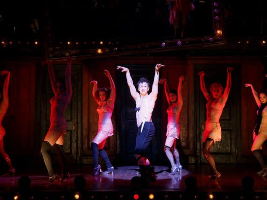 "The Roundabout Theatre Co. will bring ""Cabaret"" to"