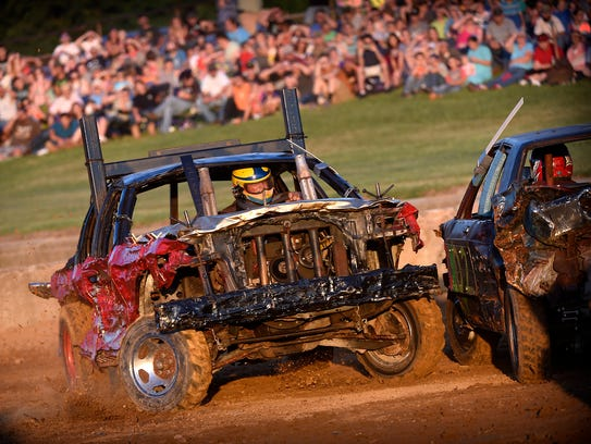 The York Fair is bringing back the Demolition Derby