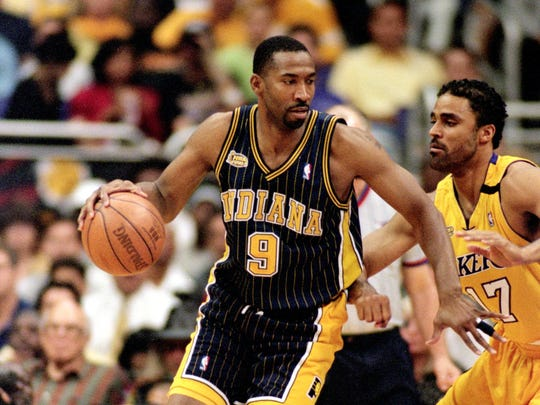 Derrick McKey's role sometimes went under-appreciated by Pacers fans.