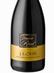 The J. Lohr Tower Road petite sirah is a good choice