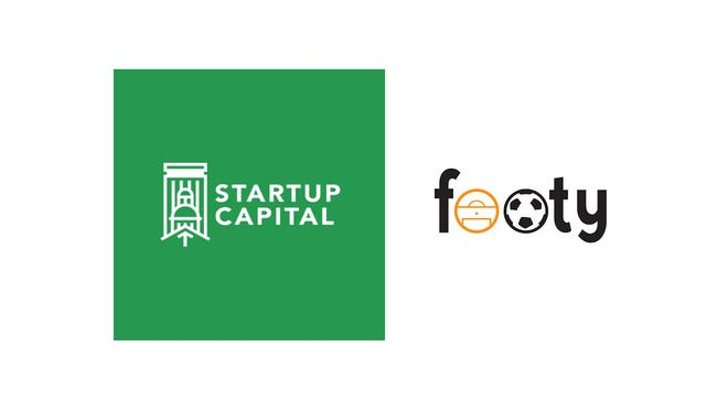 Podcast Startup Capital shines a spotlight on new app Footy Training.
