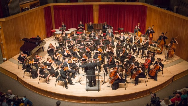 Young area musicians in grades 6-12 can apply for the 2017 season of the Central Wisconsin Youth Symphony Orchestra Program through Sept. 1, 2017.