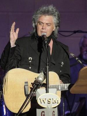 Marty Stuart will perform at the Gillioz Thursday night at 8 p.m.