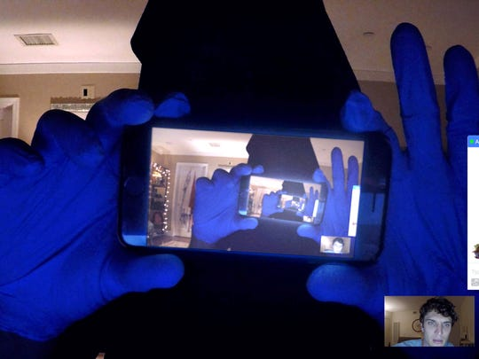 """The internet harbors secrets, and worse, in """"Unfriended:"""