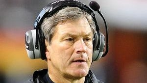 Kirk Ferentz, Iowa coach