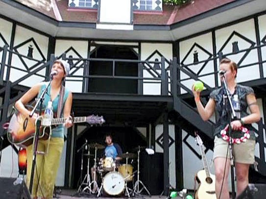 Indian Summer Jars will perform at Friday Nite Unwinds,