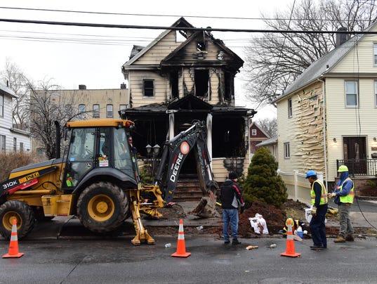 Fatal Fire in Ridgefield Park