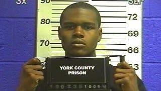 Jared Jones, taken at York County Prison in 2010.